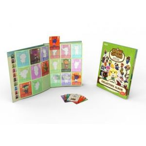 Album collector de cartes Amiibo Animal Crossing