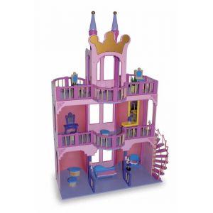 Legler Maison de poupées Château princesse Rosaline