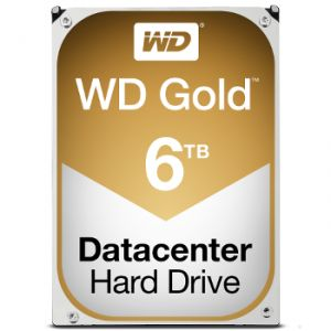 "Western Digital WD6002FRYZ - Disque dur interne WD Gold 6 To 3.5"" SATA III"
