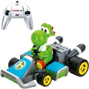 Carrera Toys RC Mario Kart 7 Yoshi 162061 - Voiture radiocommandée