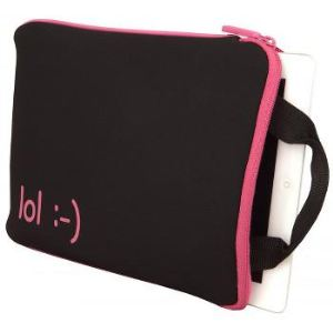 Urban Factory TAB01UF - Pochette universelle lol :-) compatible tablettes 10'' et iPad