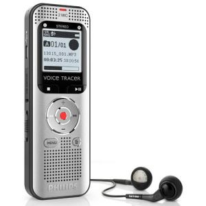 Philips DVT2000 - Dictaphone 4Go
