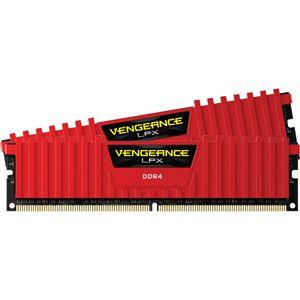 Corsair CMK16GX4M2A2666C16 - Barrettes mémoire Vengeance LPX 16 Go (2x 8 Go) DDR4 2666 MHz CL16 DIMM