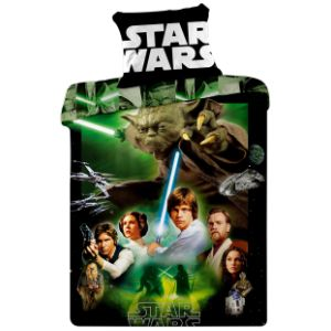Parure de lit Yoda Star Wars (140 x 200 cm)