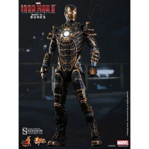 Hot Toys Figurine 1/6 Iron Man 3 Mark XLI Bones 30 cm
