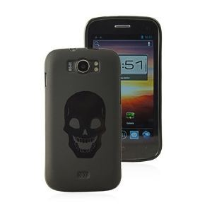 Mocca GWIK09 - Coque en Silicone pour Wiko Cink King