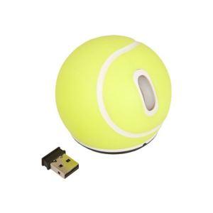 Urban Factory SBA01UF - Souris Balle de Tennis optique sans fil