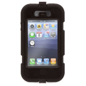 Griffin GB35095-3 - Coque Survivor all-terrain pour iPhone 4/4S
