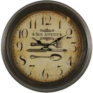 Horloge couverts comparer 25 offres for Horloge couvert