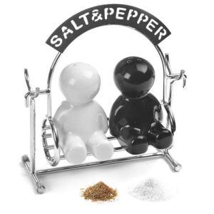 Balvi Salière et poivrier Balançoire