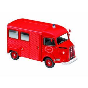 Solido 421501400 - Citroën HY Ambulance 1969 - Echelle 1/43