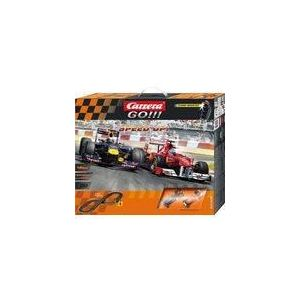Carrera Toys Go!!! 62309 - Circuit de voitures Speed Up!