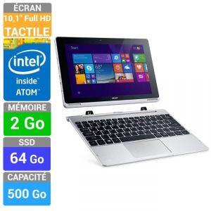 acer aspire switch 10 sw5 012 146v tablette tactile 10 1 sous windows 8 avec clavier dock. Black Bedroom Furniture Sets. Home Design Ideas