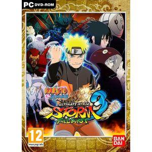 Naruto Shippuden : Ultimate Ninja Storm 3 : Full Burst sur PC