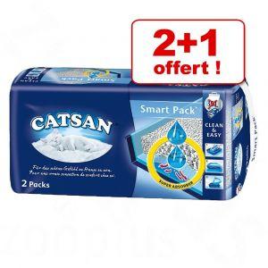 Catsan Sac à litière Smart Pack
