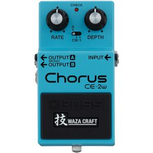 Boss Effect Waza Craft CE-2W - Chorus