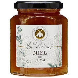 Les apiculteurs associés Miel de Thym 375 g