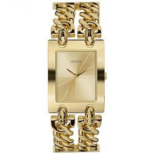 Guess W0311L - Montre pour femme avec bracelet en acier