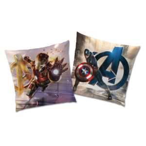Cti Coussin réversible The Avengers Age Of Ultron (40 x 40 cm)