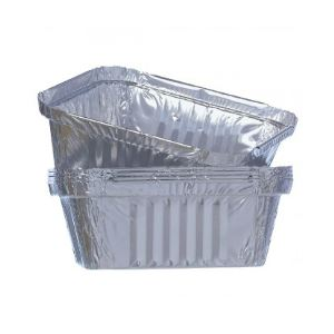 Schweitzer 5 barquettes en aluminium (1,5 L)