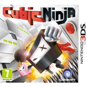 Cubic Ninja sur 3DS