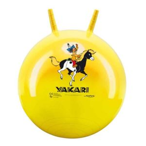 John Ballon sauteur Yakari (45/50 cm)