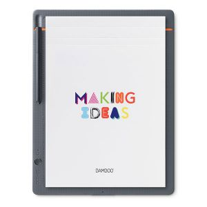 Wacom Bamboo Slate Large (CDS-810S) - Tablette graphique A4 avec stylet (iOS/Android)