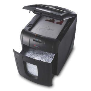 Rexel 2104100EU - Destructeur de documents Auto+ 100M coupe micro-particules