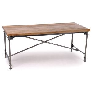 127 offres table bois eucalyptus comparez avant d 39 acheter. Black Bedroom Furniture Sets. Home Design Ideas
