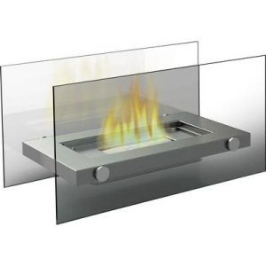 Tristar DF-6508 - Cheminée de table FireFriend au bio-éthanol