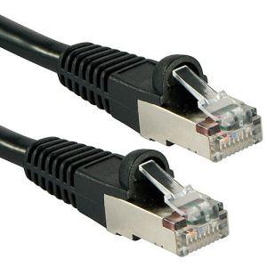 Lindy 46968 - Câble réseau patch cat.6 S/FTP PIMF sans halogène 2 m.