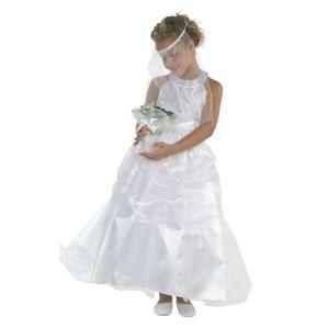 César Déguisement de mariée (3-5 ans)