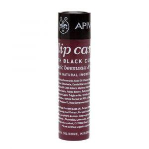 Apivita Stick hydratant pour les lèvres au cassis