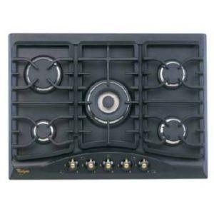Whirlpool akm 394 table de cuisson gaz 5 foyers comparer avec touslesprix - Comparateur de prix gaz ...