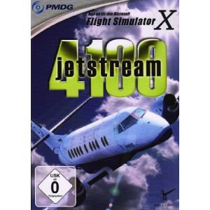 Pmdg Jetstream 4100 - Add-on pour Flight Simulator X sur PC