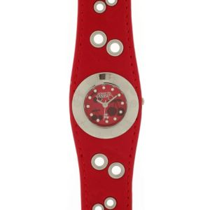 Le Temps des Cerises TC57 - Montre pour femme bracelet en cuir