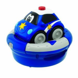 Chicco Voiture radiocommandée rechargeable police