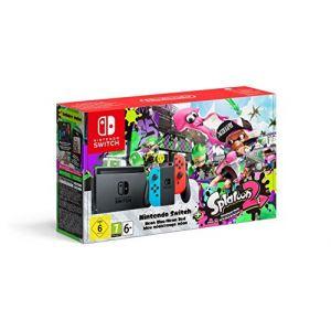 Nintendo Console Switch avec Joy-Con + Splatoon 2