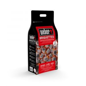 Weber Sac 8 kg de briquettes de charbon de bois