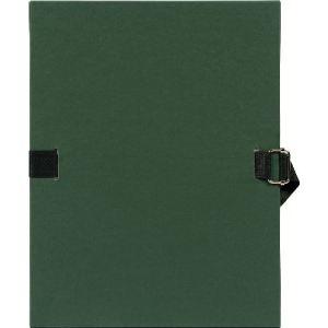 Mystbrand Chemise à dos extensible papier toilée (24 x 32 cm)