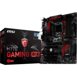 MSI H170 Gaming M3 - Carte mère Socket 1151