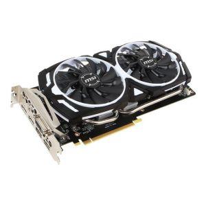 MSI GTX 1060 ARMOR 6G OCV1 - Carte graphique GeForce GTX 1060 6 Go GDDR5 PCIe 3.0 x16