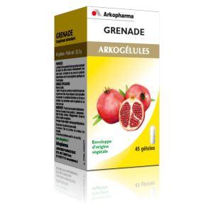 Arkopharma Arkogélules Grenade - Contribue à réduire les gênes urinaires