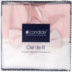 Candide Ciel de lit Mademoiselle 136 x 155 cm
