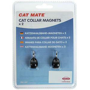 Pet Mate 2 aimants pour chatière électromagnétique