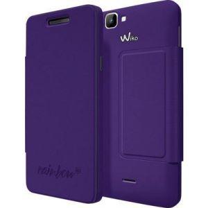 Wiko WIFLF0038 - Coque arrière pour Wiko Rainbow 4G