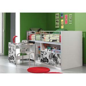 Vipack Furniture Lit compact 91 Bonny 90 x 200 cm