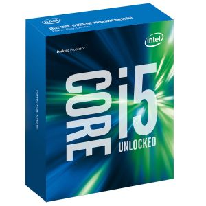 Intel Skylake Core i5-6600K 3.5 GHz - Socket LGA1151