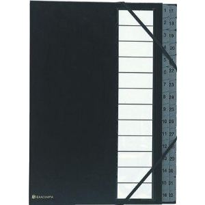 Exacompta Trieur numérique 32 compartiments (24 x 32 cm)