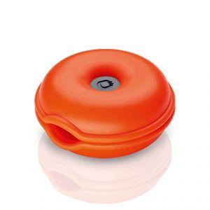 Oehlbach 35028 - Boîtier enrouleur en silicone pour écouteurs intra-auriculaires